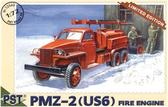 PMZ-2(US 6) fire-engine