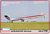 Авиалайнер MD-80 ''USAir'', ранняя версия