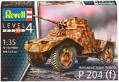 Бронетранспортер Armoured Scout Vehicle P204(f), 1:35, Revell