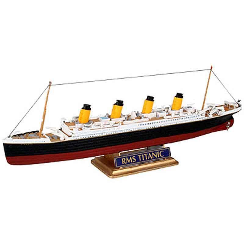 Model Set  Подарочный набор Пароход