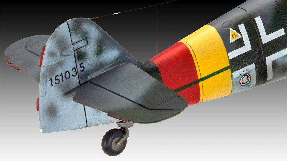 Истребитель Messerschmitt Bf109 G-10