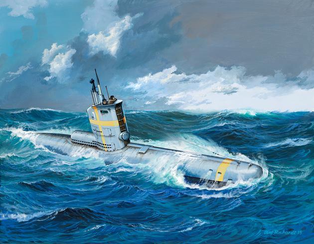 Подводная лодка Type XXIII