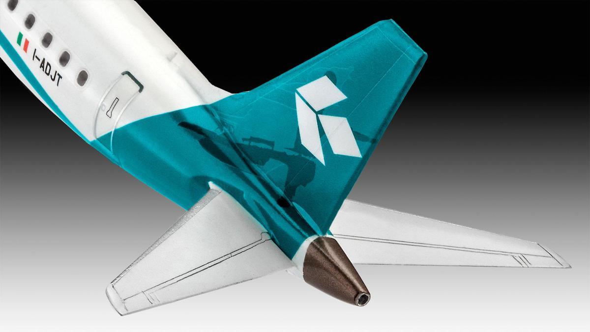 Model Set Самолет Embraer 195