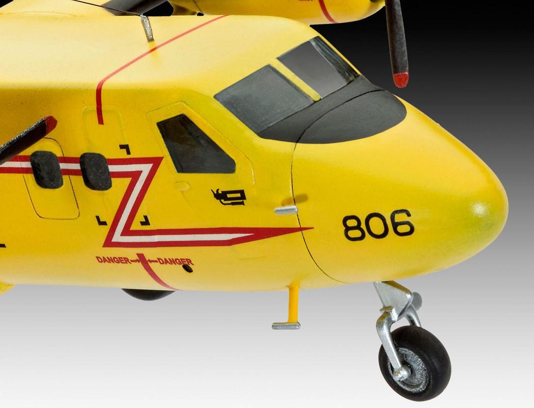 Model Set Самолет DHC-6 Twin Otter