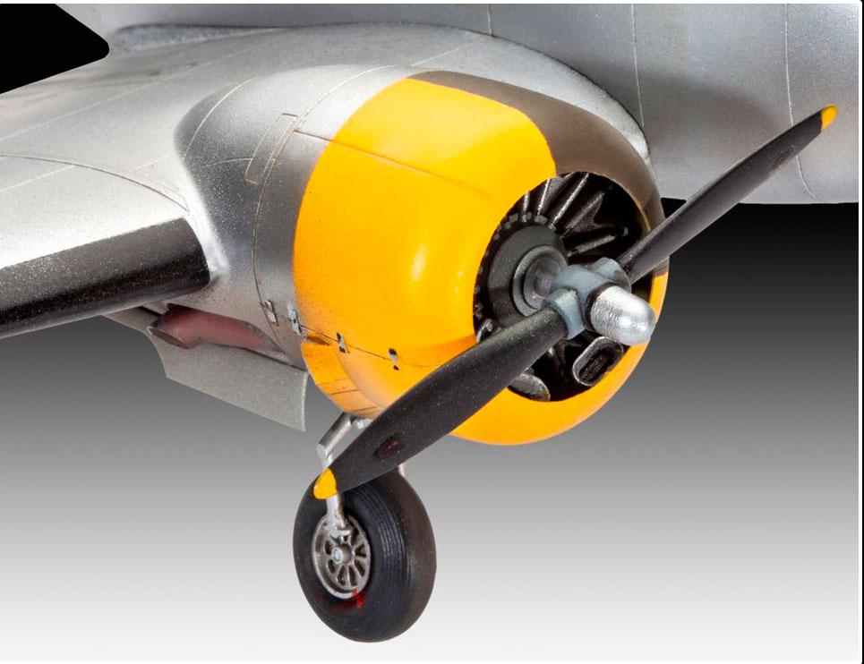 Пассажирский самолет C-45F Expeditor
