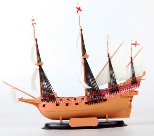 Флагманский корабль Френсиса Дрейка