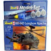 Подарочный набор с моделью вертолета Longbow Apache AH-64D
