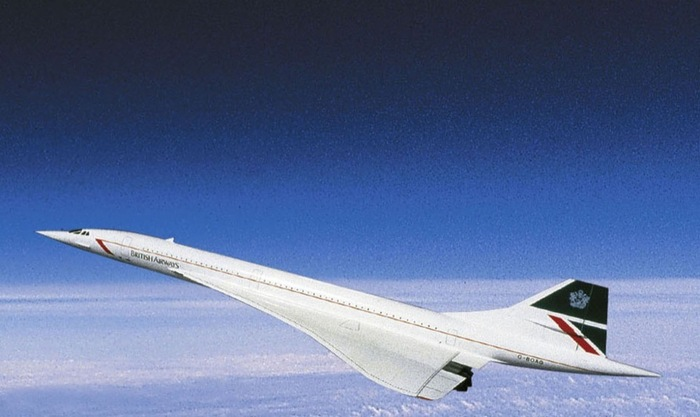 Пассажирский самолет Concorde Revell 04257