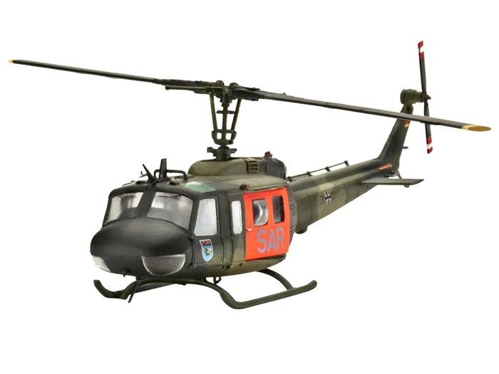 Многоцелевой вертолёт Bell UH-1D SAR Revell 04444