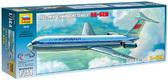 Подарочный набор с моделью самолета Ил-62М