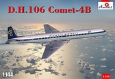 Авиалайнер D.H. 106 Comet-4B Olympic airways