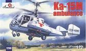 Многоцелевой вертолет КА-15М (санитарный)