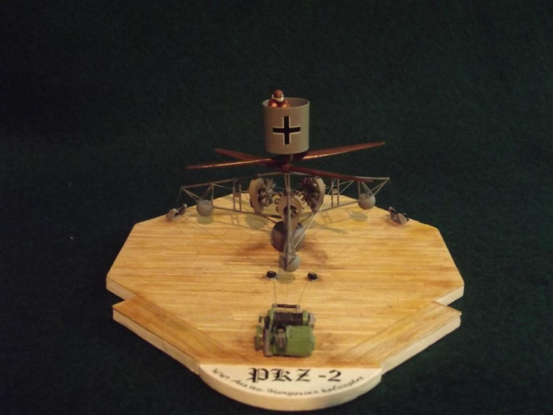 Вертолет PKZ-2 Roden 008