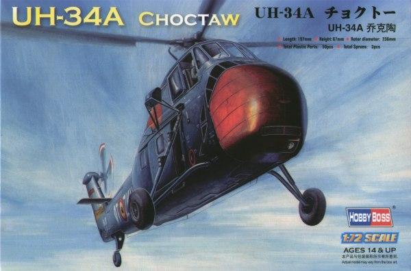 Вертолет UH-34A