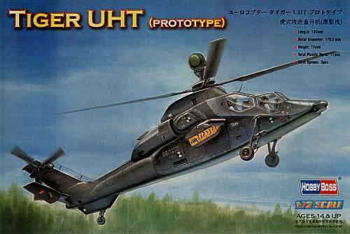 Вертолет EC-665 Tiger UHT (phototype) Hobby Boss 87211