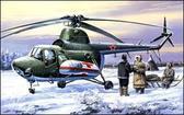Санитарный вертолет Ми-3