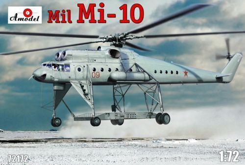 Вертолет Миля Ми-10 Amodel 72172
