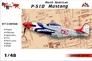 Истребитель P-51D Mustang Amg Models 48501 основная фотография