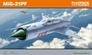 Истребитель Миг-21ПФ, профессиональный набор Eduard 08236 основная фотография