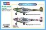 Истребитель P-38L-5-L0 Lightning Hobby Boss 85805 основная фотография