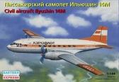 Пассажирский самолет Ильюшин 14М ( 16,3 см )