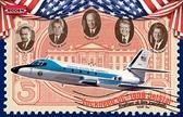 Самолет Lockheed VC-140B Jetstar