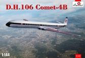 Авиалайнер D.H. 106 Comet-4B