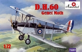 Биплан de Havilland DH.60 Genet Moth