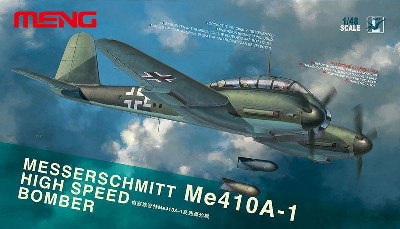 Бомбардировщик Messerschmitt Me-410A-1 Meng 003