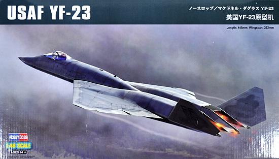 Истребитель YF-23 Hobby Boss 81722