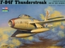 Истребитель F-84F Thunderstreak Hobby Boss 81726 основная фотография