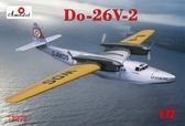 Немецкий морской разведчик Dornier Do-26V-2