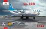 Транспортный самолет Антонов Ан-12 Б Amodel 1470 основная фотография