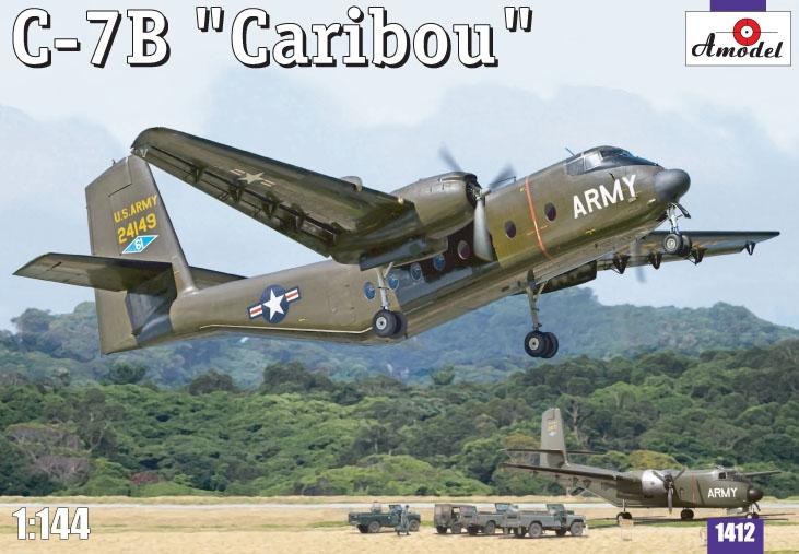 Военно-транспортный самолет C-7B