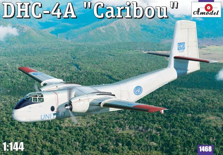 Военно-транспортный самолет DHC-4A