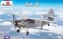 Самолет Антонов Ан-6 Amodel 1466 основная фотография