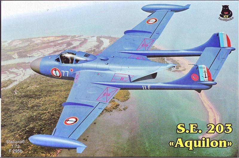Морской реактивный истребитель S.E.203