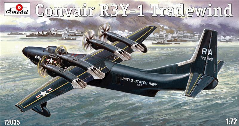 Летающая лодка P3Y-1 Tradewind Amodel 72035