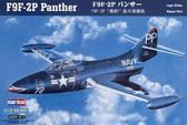 Палубный истребитель F9F-2P Panther