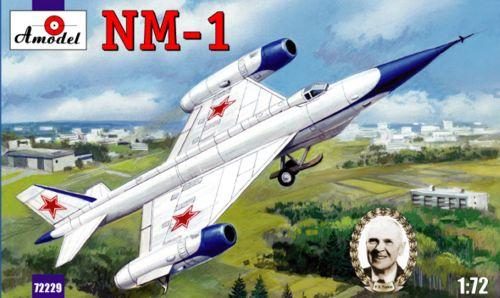 Опытный самолет-разведчик НМ-1 (NM-1) Amodel 72229