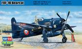 Палубный истребитель F8F-1B Bearcat