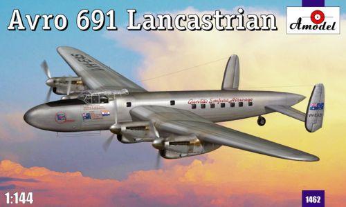 Транспортный самолет Avro 691 Lancastrian Amodel 1462
