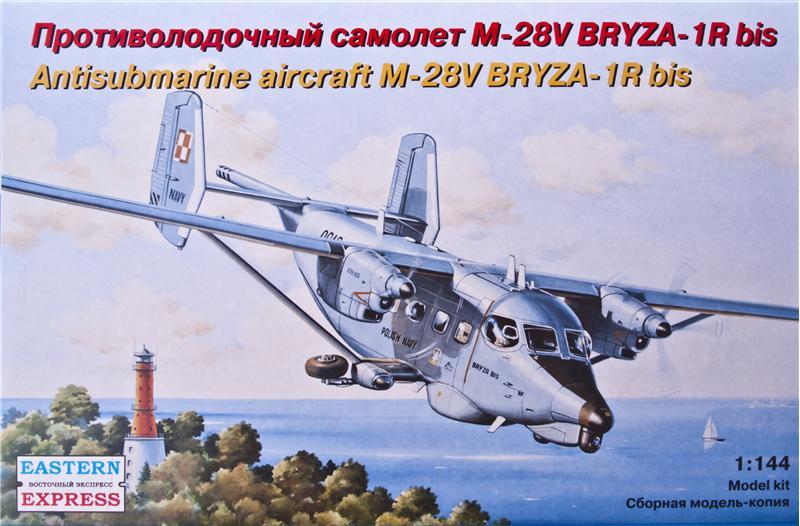 Противолодочный самолет М-28V Bryza-1R bis Eastern Express 14446