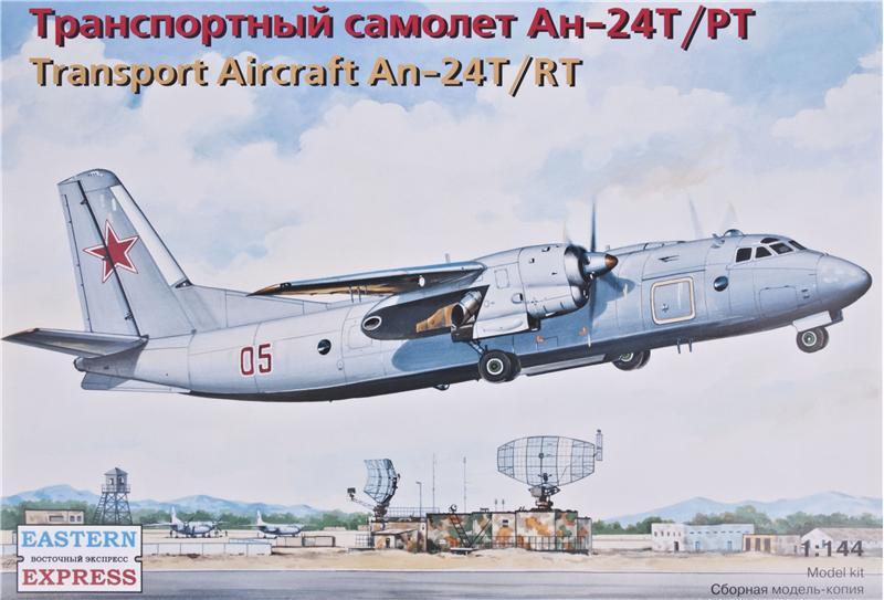 Транспортный самолет Ан-24Т/РТ Eastern Express 14468