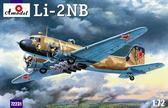 Ночной бомбардировщик Ли-2НБ