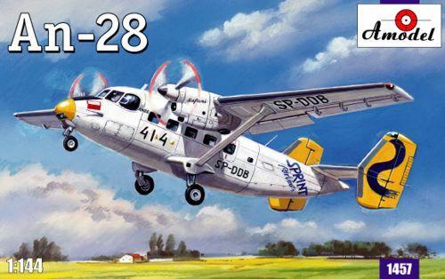 Самолет Антонов Ан-28 Amodel 1457
