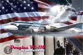 Транспортный самолет Дуглас  VC-118 The Independence