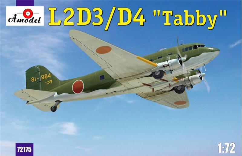Транспортный самолет L2D3/D4