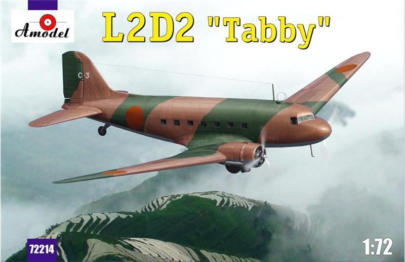 Модель транспортного самолета L2D2