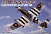 Истребитель P-51C Mustang